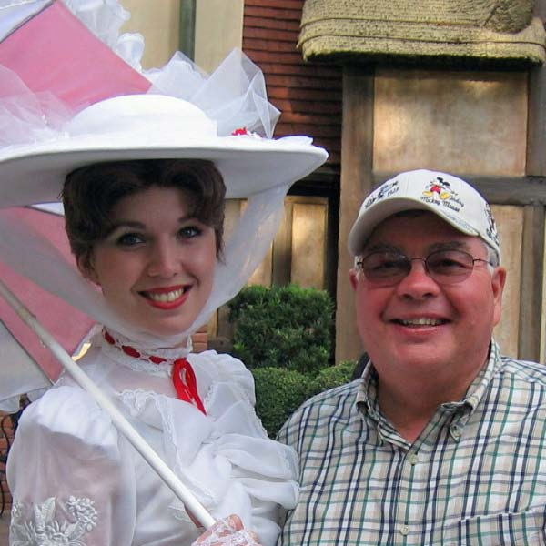 Mary Poppins and Jim